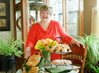 Debbie Dance Uhrig, Creator of The Covered Dish